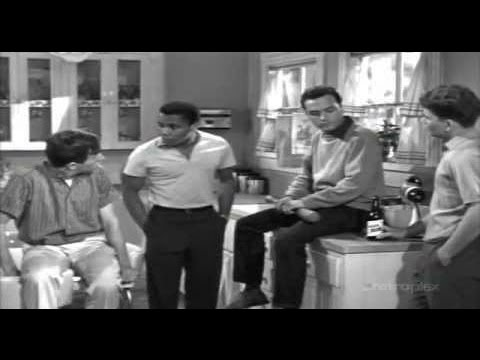 """TAKE A GIANT STEP"" Johnny Nash, Ellen Holly, Ruby Dee. 12-1-1959. (HD HQ 1080p)"