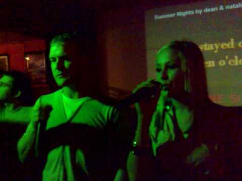 me and nat summer nights karaoke with maverick wensdays in rsvp woking
