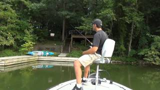 How to Flip with a Spinning Rod & Reel