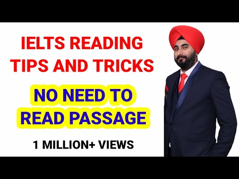 Ielts Reading Tricks | Ielts Reading Tricks and Techniques | Ielts Tricks  And Guessing Techniques