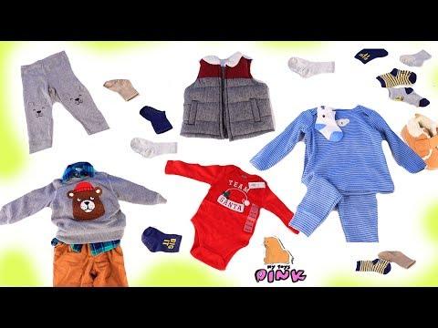 МАМА для СЫНА! ДЕТСКАЯ ОДЕЖДА ОСЕНЬ-ЗИМА! BABY CLOTHES HAUL