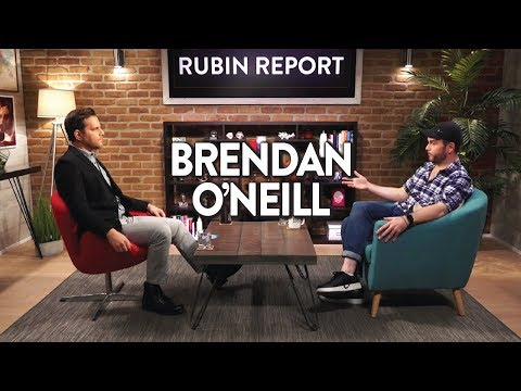 Brendan O'Neill and Dave Rubin: Free Speech, and Hypocrisy of the Radical Left and Antifa