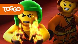 NINJAGO Deutsch   Wettkampf der Elemente   LEGO 10 Minuten