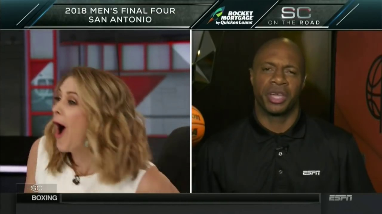ESPN Leftovers: Elle Duncan, Cari Champion, Toni Collins, Nicole Briscoe