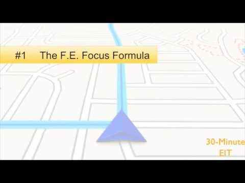 Beat the new EIT or FE Exam   How to prepare for the new FE/EIT exam
