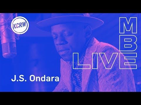 "J.S. Ondara performing ""Days Of Insanity"" live on KCRW"