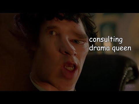 The Drama Queens of Baskerville | Sherlock crack 5 |