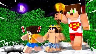 BugraaK'dan KAÇMAZSAN SOBELENİRSİN - Minecraft Kaçışlı Saklambaç !