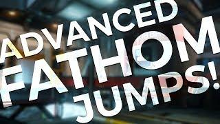 Video Halo 5 - Advanced Fathom Jumps! download MP3, 3GP, MP4, WEBM, AVI, FLV Agustus 2017