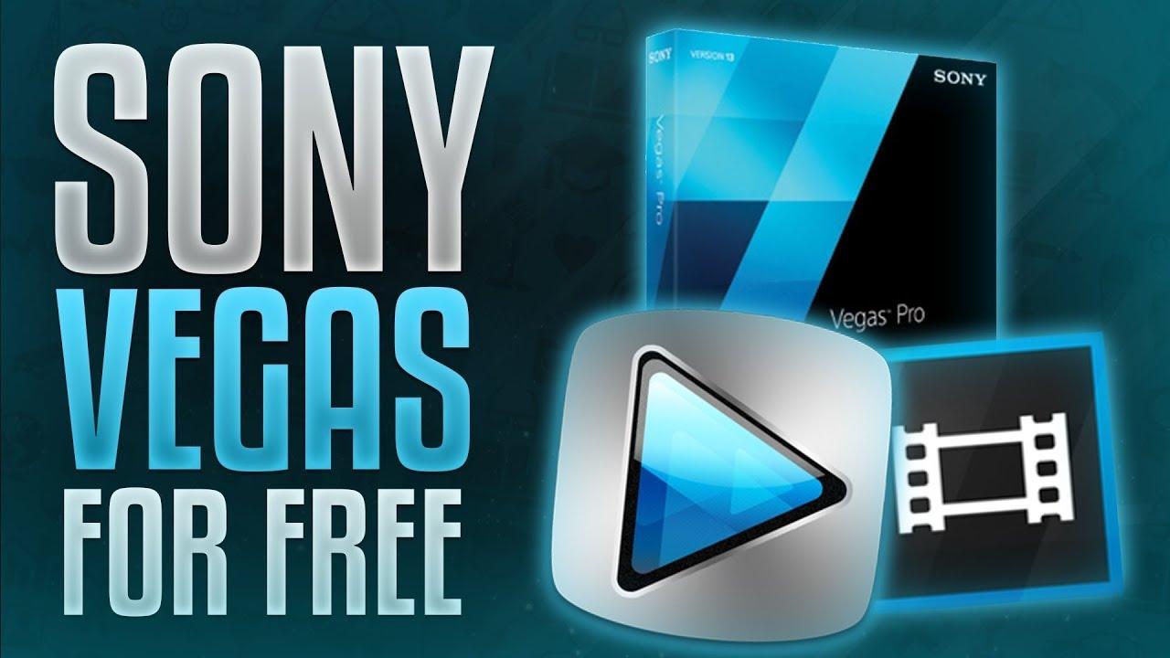 download sony vegas 15 free