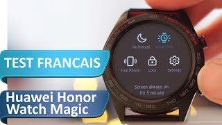 Honor Watch Magic : Test français + comparaison avec la Amazfit Verge