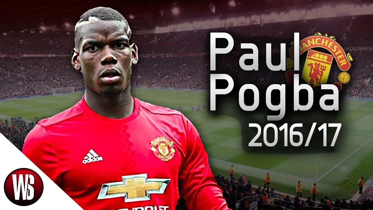 Download Paul Pogba - French Powerhouse - Manchester United | Skills & Goals 2016/2017 | HD