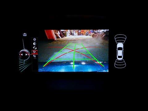 BMW E60 Backup Camera Install