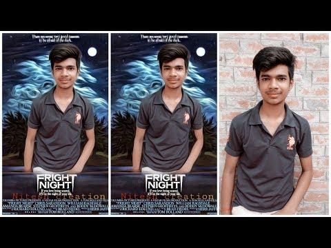 Night photography# night photo editing# cb Editing tutorial thumbnail