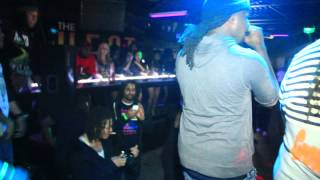 "Mykko Montana Live!!! Performs ""DO IT"" at Club Heat Myrtle Beach"