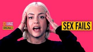 West Coast Doggy-Style & a Missing-Tooth-B.J. – Sex Fails (feat. Greta Titelman)