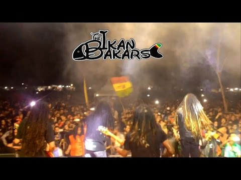 The Ikan Bakars - Live Performance at Java Scooter Rendezvous 2016