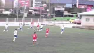 Rayo Majadahonda - Boadilla Cadete C 3 - 0