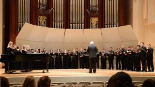 When You Wish Upon a Star (from Pinocchio) - Baylor A Capella Choir - 2017