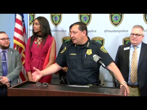 Press Conference: HPD Stands with Equality Texas | Houston Police | Live Event