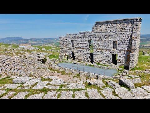 Acinipo  -  Abandoned Roman City  - Spain
