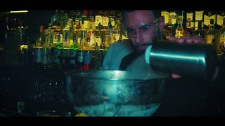 Cryo-Freezing Bartender Show | TEMA BAR