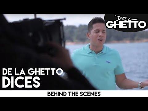 De La Ghetto Dices Behind The Scenes Youtube