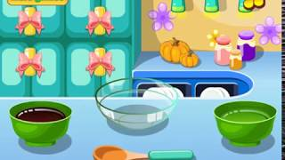 Мультик игра Готовим салат из тыквы и баклажанов (Squash and Aubergine Salad)
