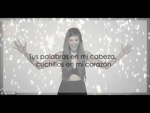 Christina Perri - Human Traducido en Español