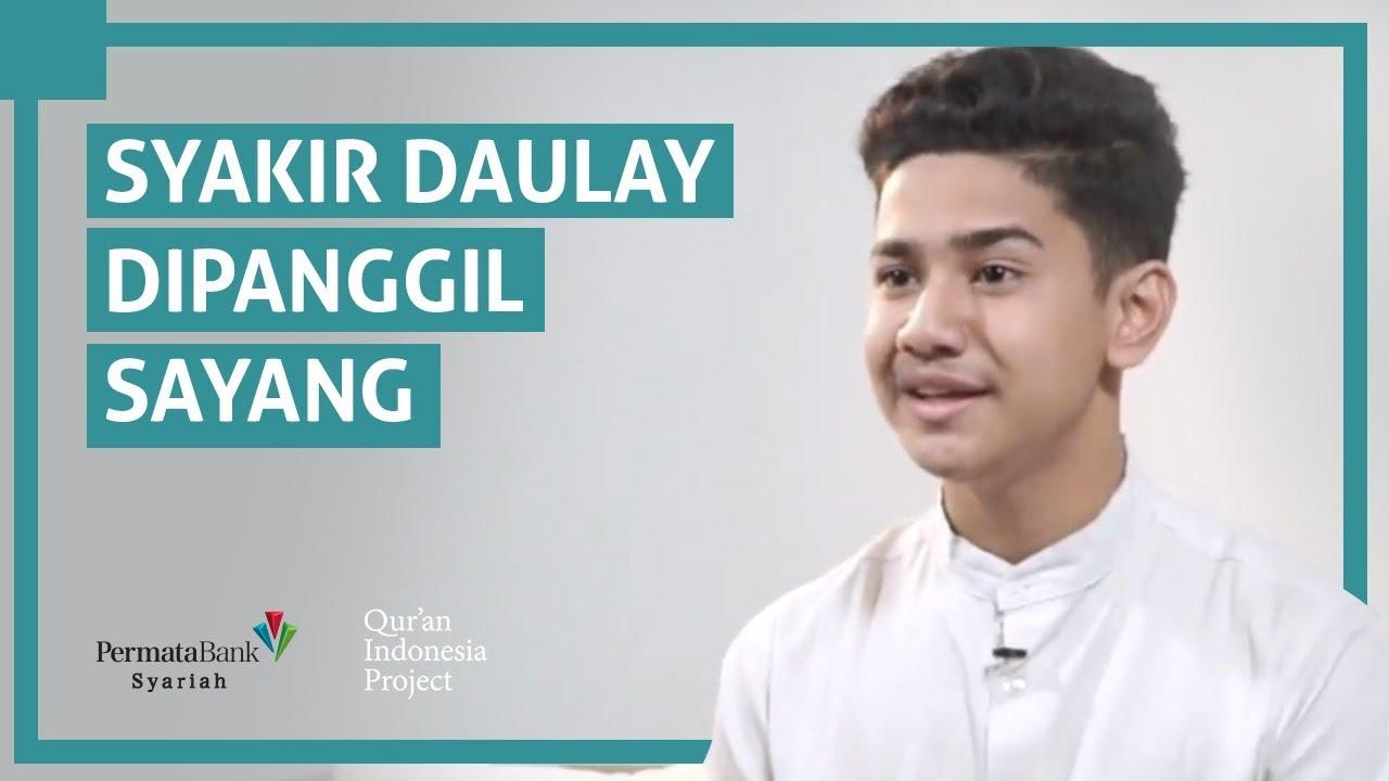 Syakir Daulay Ridho Allah Ridho Orang Tua Youtube