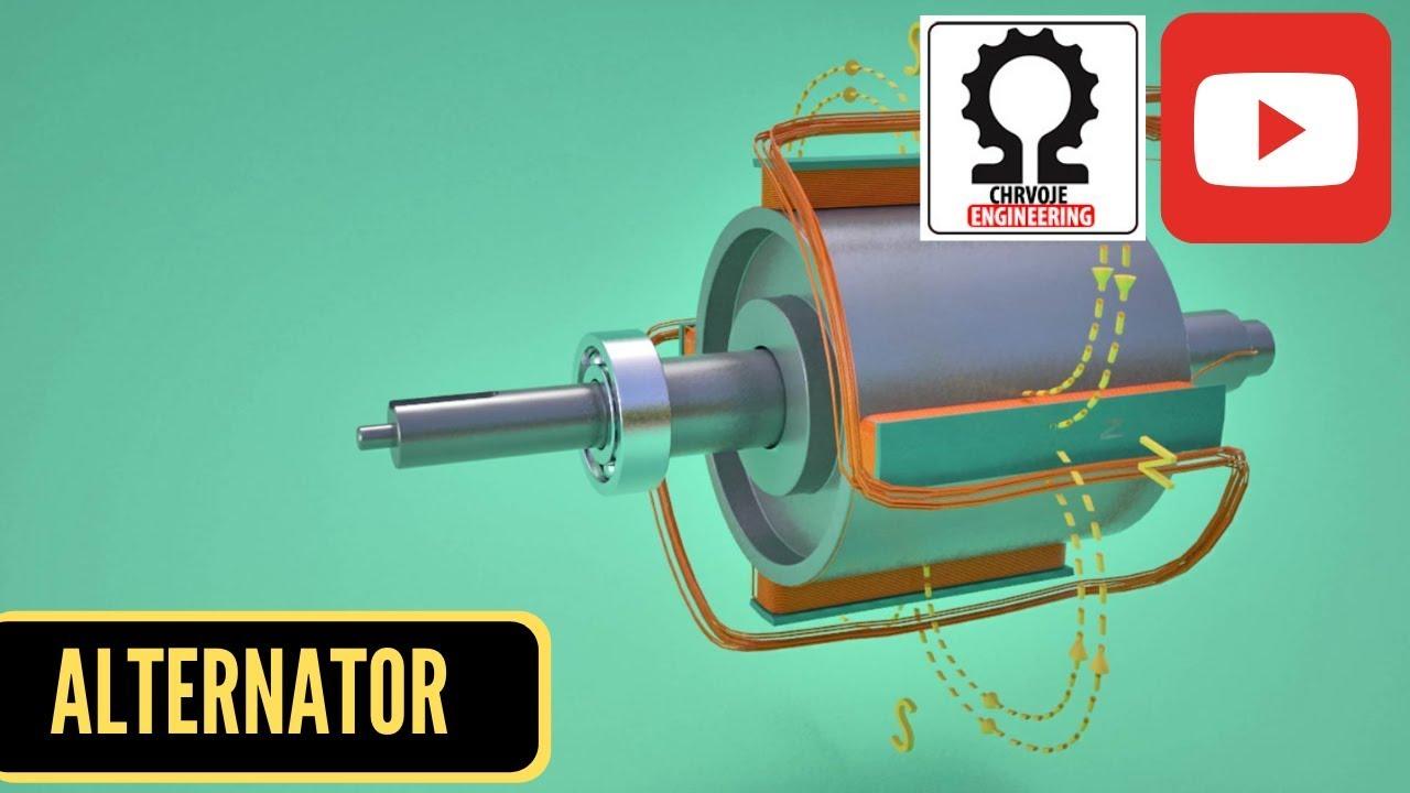Alternator How It Works Youtube
