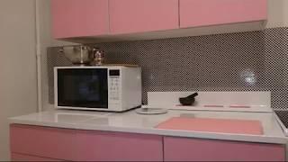 видео Как обновить деревянную кухню