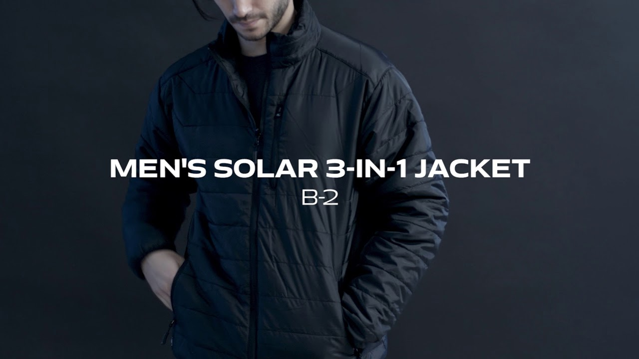 81bea7e23 Men's Solar 3-in-1 System Jacket   Stormtech B-2