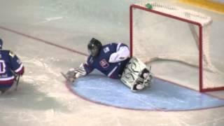Poprad 24 - Zápas sánkových hokejistov v Poprade
