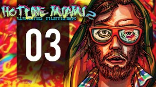 Hotline Miami 2 - Gameplay Part 3 - Moving Up (PC)