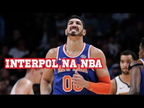 INTERPOL NA NBA - Rodada NBA 18/19 #22