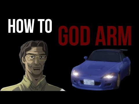 How To God Arm