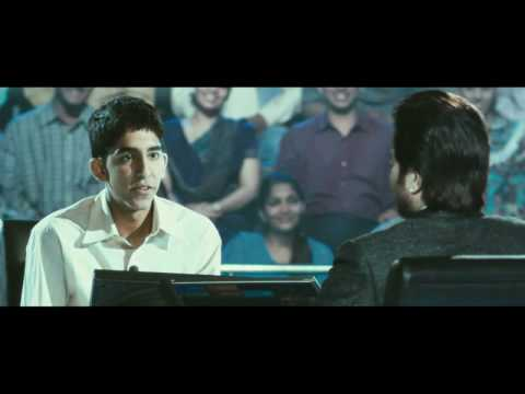 SLUMDOG MILLIONAIRE Film Clip - Are You Nervous?