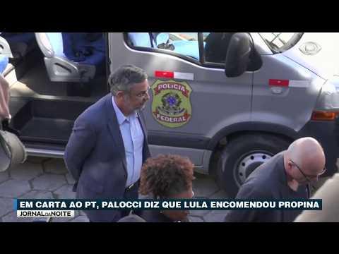 Palocci Pede Desfiliação Do PT Em Carta