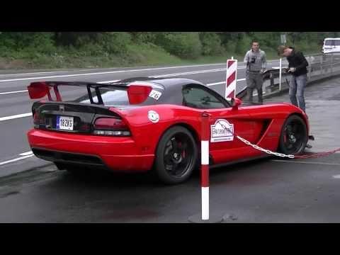Dodge Viper ACR Hennessey Venom Sound !