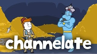 Explosm Presents: Channelate - Genie