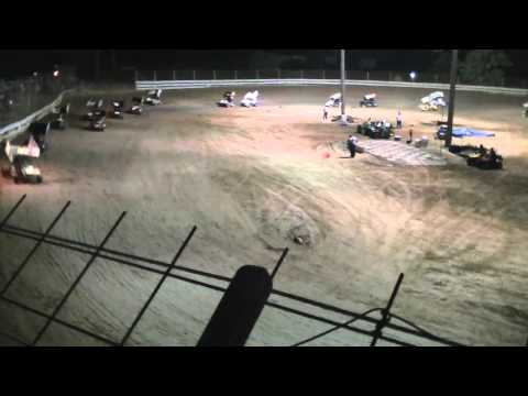 Southern Illinois Raceway | Winged Micros | July 14th 2012