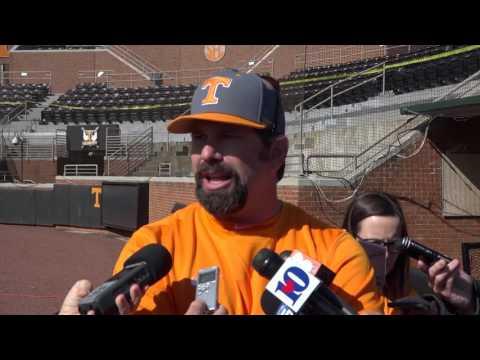 Vol Baseball | Todd Helton Media Availability - (2/10/17)