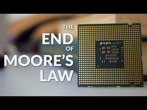 The End of Moore's Law