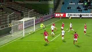 Andreas Maxso - 11.10.2016 - Denmark 4 x 1 Luxembourg - UEFA European U-21 Qualifying