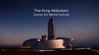 King Abdulaziz Centre For World Culture By Snøhetta
