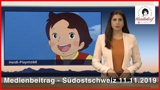 Medien Beitrag Südostschweiz - 11.11.2019