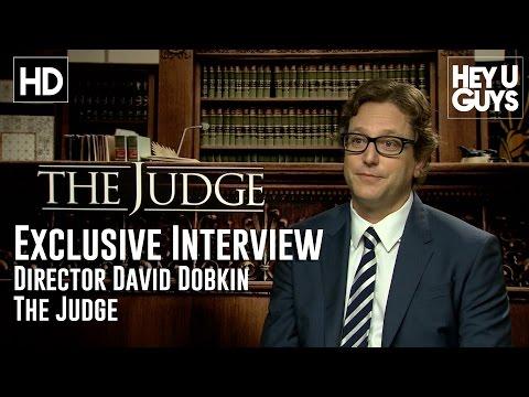Director David Dobkin Interview - The Judge