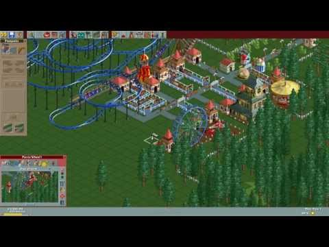 RollerCoaster Tycoon Deluxe - Forest Frontiers (1999/2003) [WINDOWS]