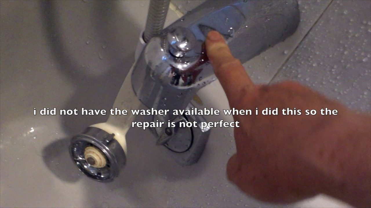 Repair Delta Rp 48718 Tub Spout Diverter Leak Youtube